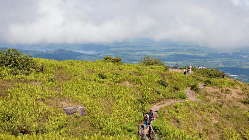 Volcano Mombacho Viewpoint Nicaragua