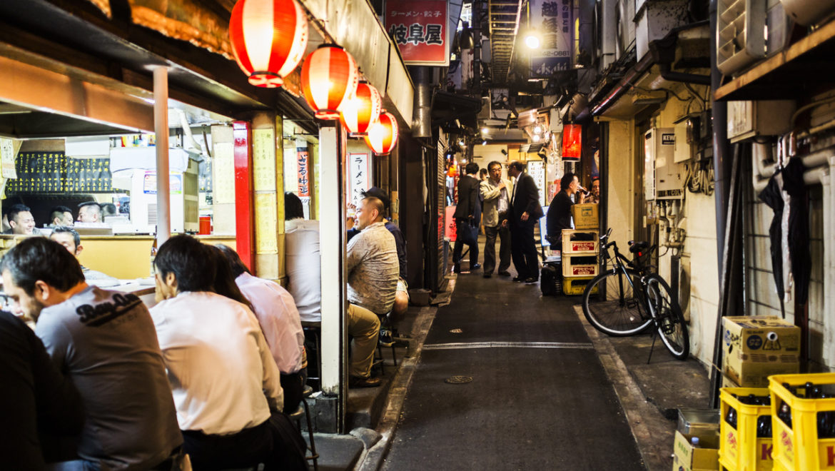 Omoide-Yokocho Tokyo