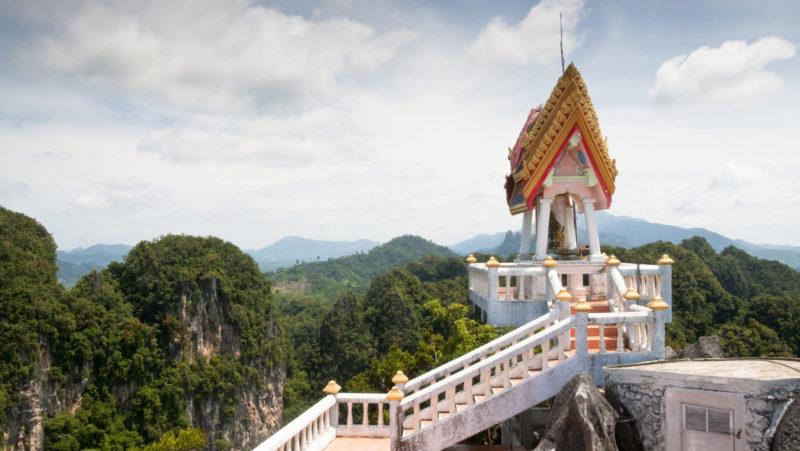 Tiger Cave Temple Krabi Thailand