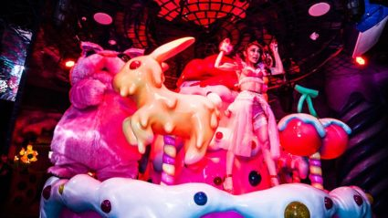 Inside Tokyo's weird and wonderful themed cafes