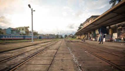What to expect on an overnight train in Vietnam
