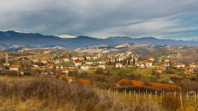 Bulgaria wine