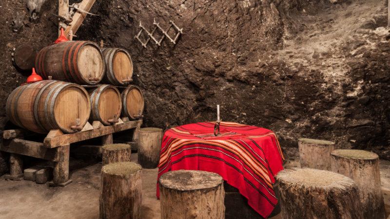 Melnik Bulgaria wine