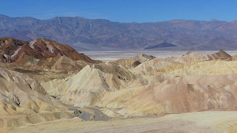Zabriskie Point View, Death Valley