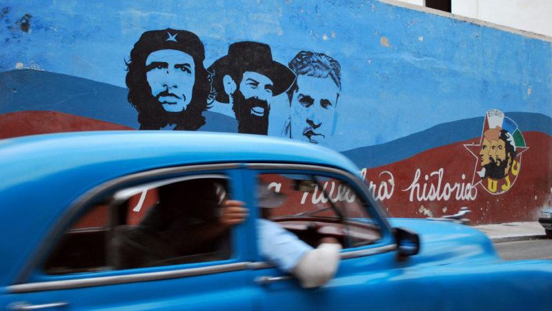 Cuba Havana car