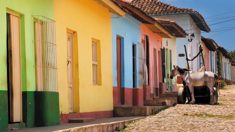 Cuba Trinidad colonial