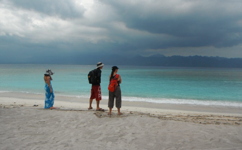 Lombok Indonesia beach