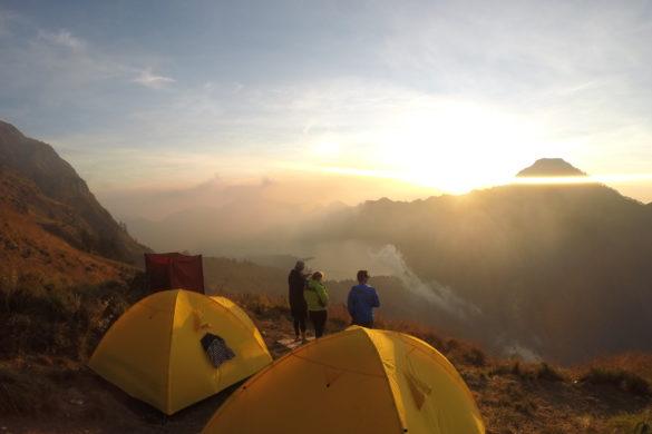 Mt. Rinjani Indonesia