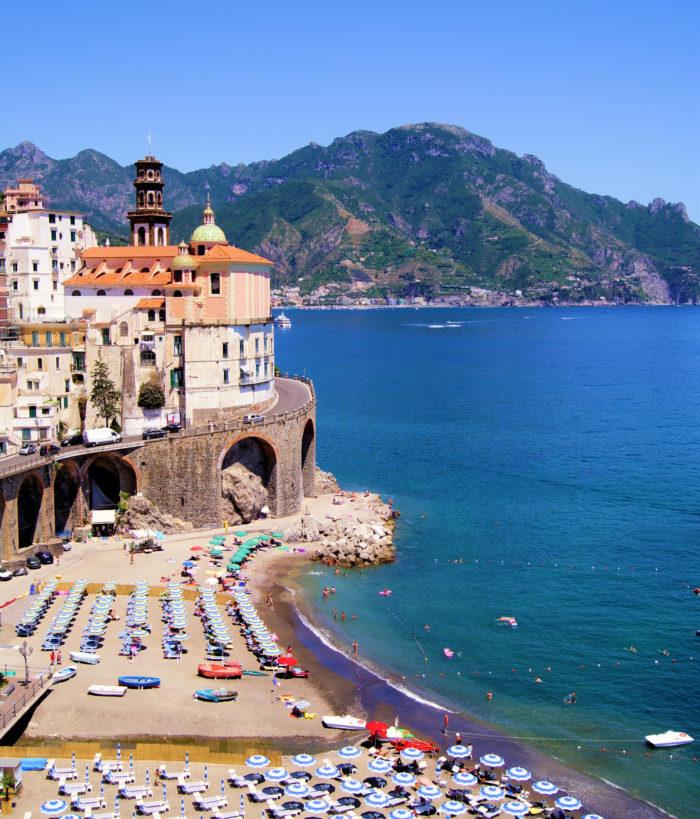 Italy Amalfi Coast