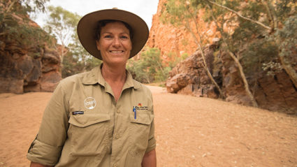 Life after cancer: the survivor who fell in love with the Outback and became an Intrepid trip leader
