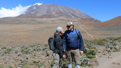 The ultimate marriage test: Newlyweds tackle Mt. Kilimanjaro