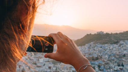 Travel photography tips for kids