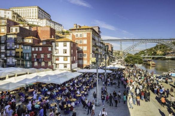 Porto Portugal Ribeira
