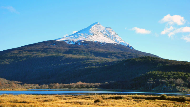 Tierra del Fuego National Park Ushuaia Argentina