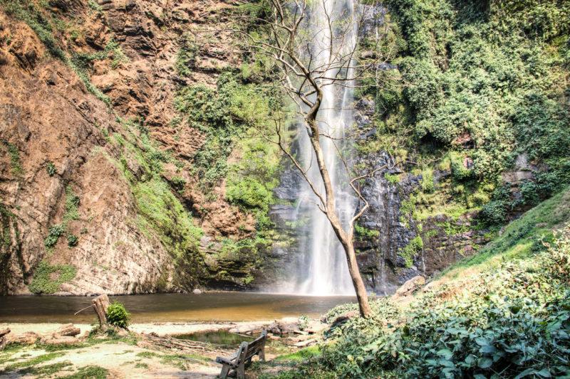 Waterfall Ghana