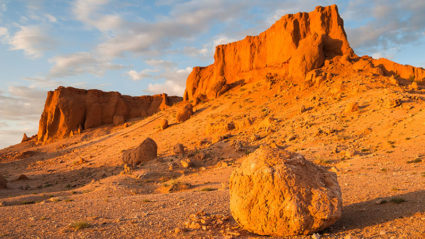 Gobi Desert: in the footsteps of velociraptors and the original Indiana Jones (but not David Attenborough)