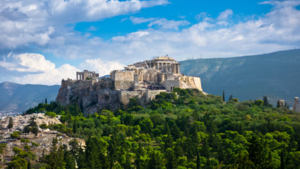 Traveling to Greece? Give Athens a chance