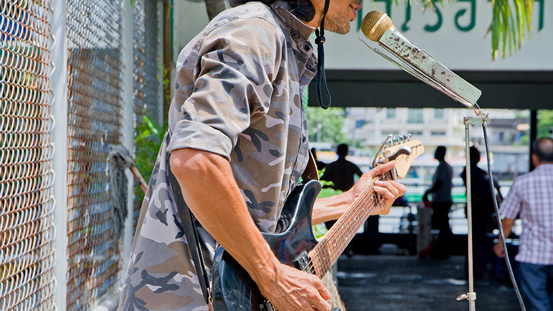 Your definitive guide to the best Bangkok live music | Intrepid