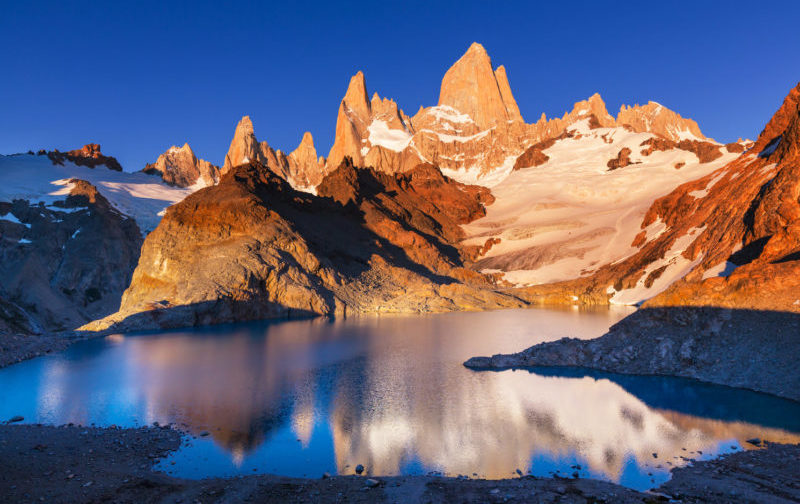 Fitz Roy Argentina Chile Patagonia