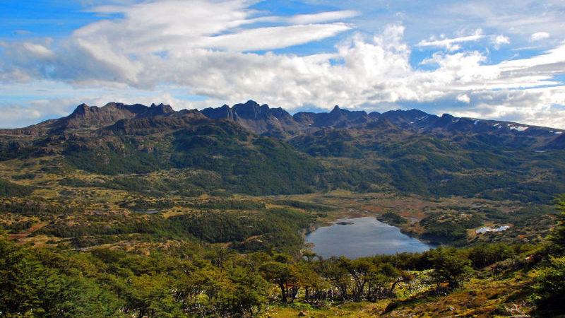 Dientes de Navarino, Chile Patagonia