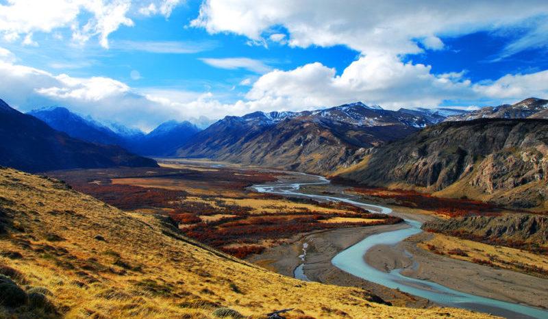 El Chaltén, Argentina Patagonia