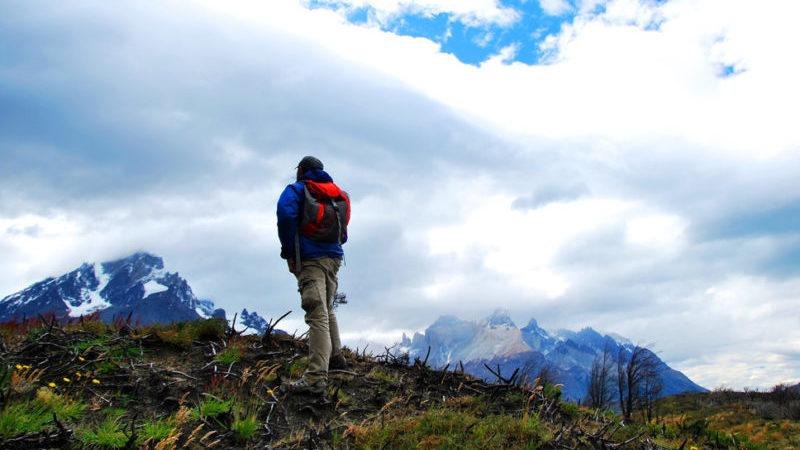 Torres del Paine National Park hiking Patagonia