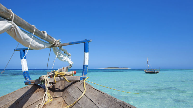 Zanzibar water