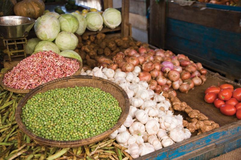 Market Stone Town Zanzibar