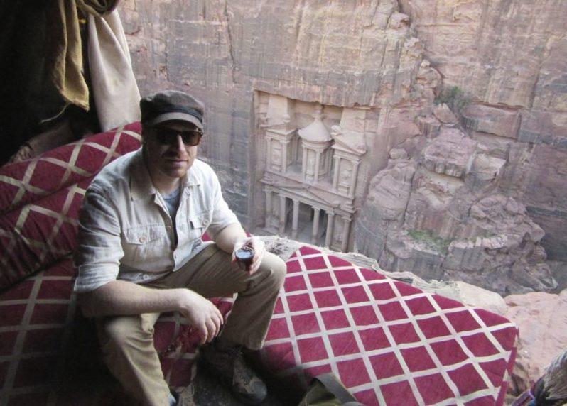 Petra Jordan travel