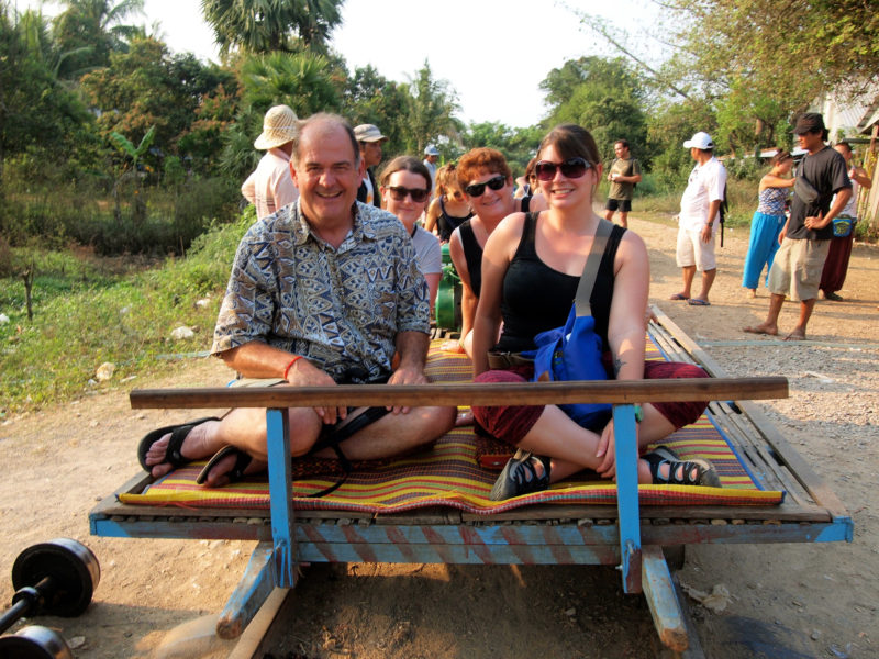 Intrepid Cambodia solo travel