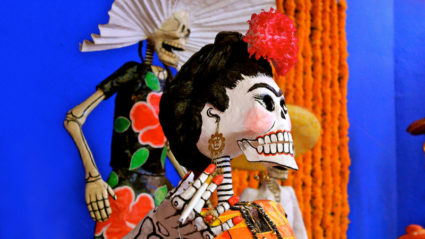 Celebrating life on Day of the Dead