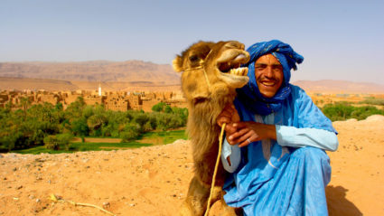 Pro photography tips: taking portraits in Morocco