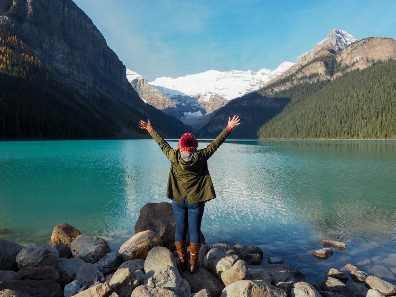 Canada solo travel