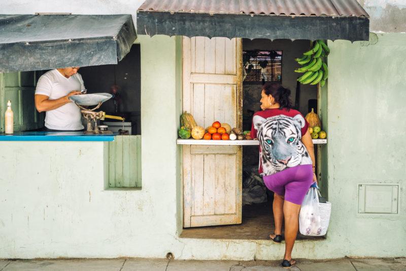 Gibara Cuba shop