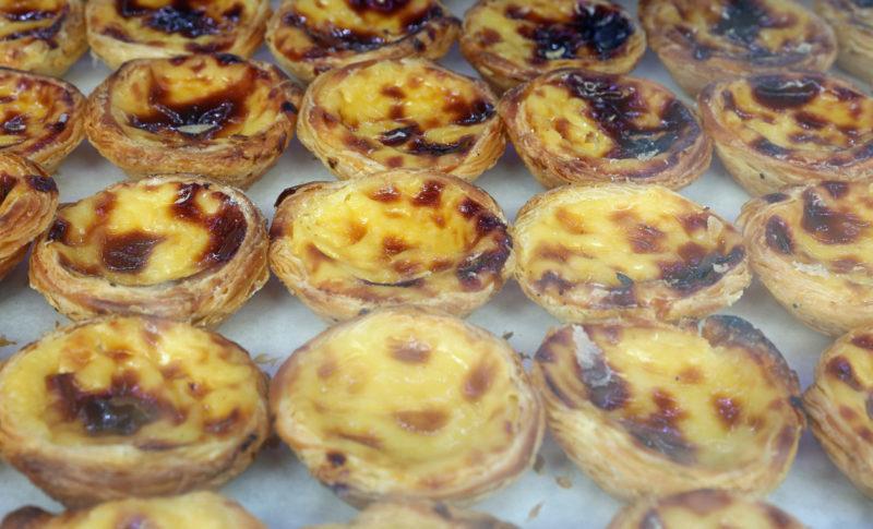 Custard tart, Pasteis de Nata Portugal