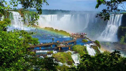 Argentina vs Brazil: Which side of the Iguazu Falls should you travel to?