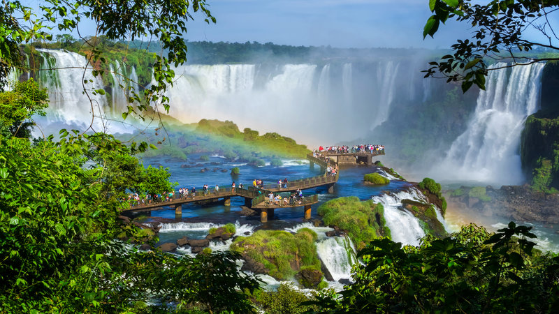 Image result for Iguazu National Park, Argentina/Brazil