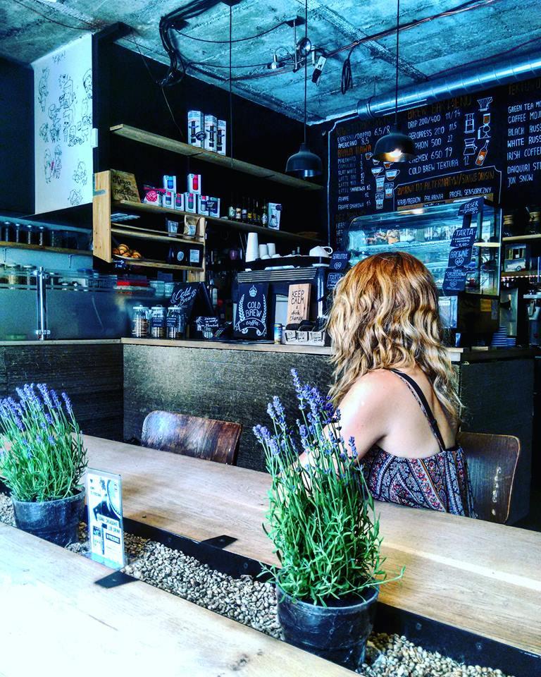 Café Tektura Krakow Poland