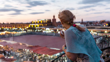 What it's like to travel in Morocco as a solo female traveller