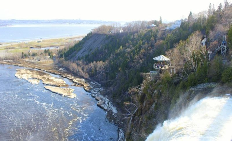 Montmorency Falls Canada