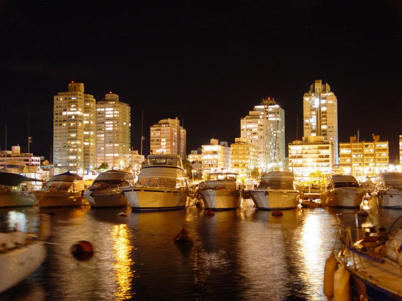 Punta del Este Marina Uruguay