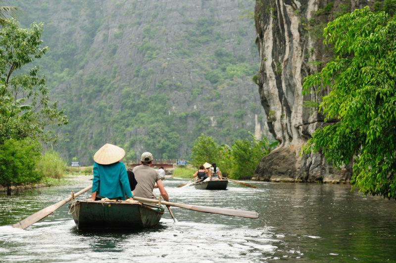 Tam Coc North Vietnam
