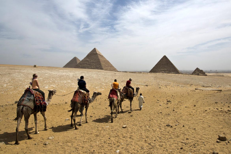 Pyramids Egypt travel
