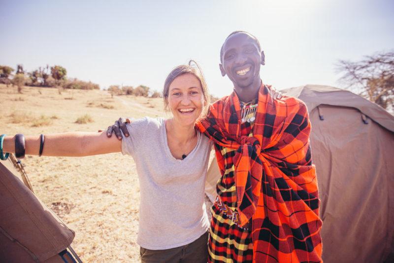 Maasai Loita Hills
