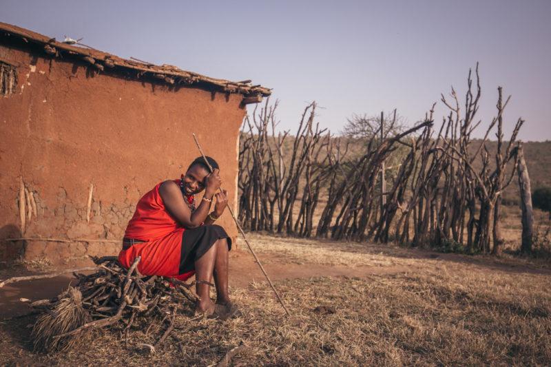 Maasai tribe Kenya