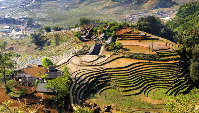 Sapa North Vietnam