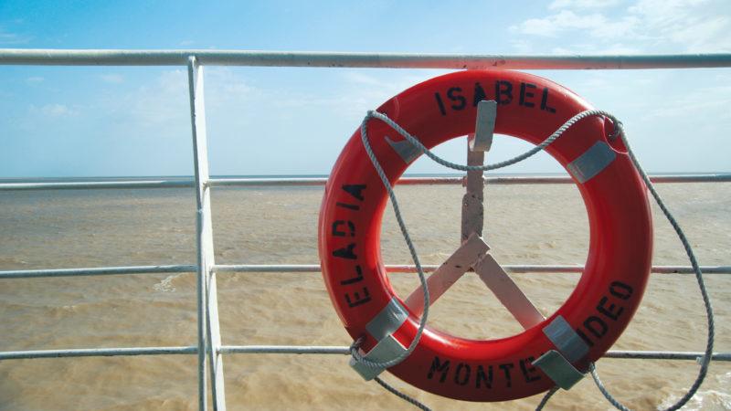 Montevideo beach Uruguay