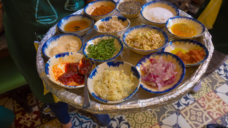 Hoi An spices Vietnam