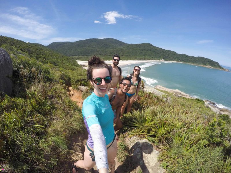 Florianopolis Brazil beach