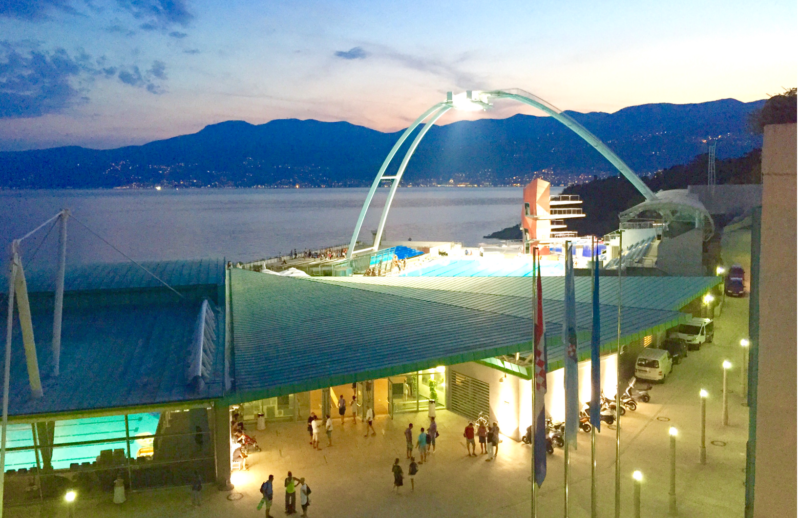 Kantrida Aquatic Center Rijeka Croatia